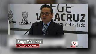 Fiscal de Veracruz señaló que a Javier Duarte le otorgaron suspensiones y no amparos