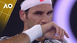 The Baseline: Roger Federer v Rafael Nadal men's final | Australian Open 2017