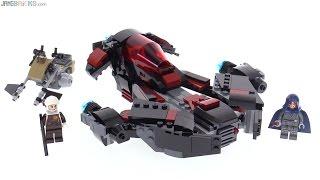 LEGO Star Wars Freemaker Adventures Eclipse Fighter review! 75145