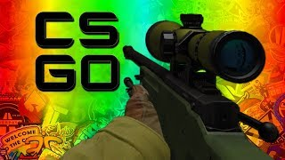 1V5 CLUTCH!?! - CSGO Funny Moments with The Crew!