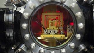 David Moore: Tabletop Physics