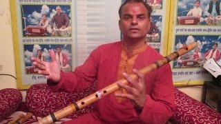 Part - 4 Flute Lessons | Alankars in Thaat Bilawal | Sangeet Pravah World