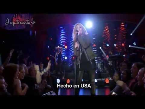 watch Demi Lovato- Made in the USA - Video- subtitulado español