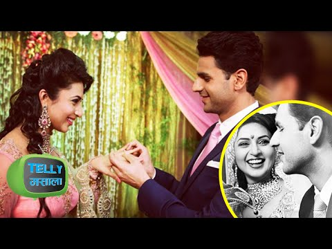 Leaked Inside Pics: Divyanka Tripathi & Vivek Dahiya's Secret Engagement