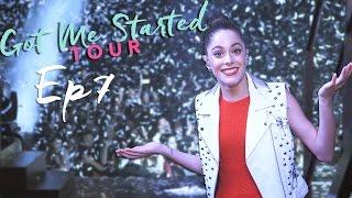 EP7: ¡mis VESTIDOS del Got Me Started Tour! 👗😱 #TiniYoutube   TINI
