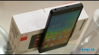 Lenovo A7000 review, unboxing, benchmark, gaming and battery performance