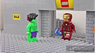 Lego hullk Dabbing video, funny video by youtube king