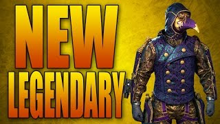 New Legendary Gear in Advanced Warfare! (Mardi Gras and Spartan)