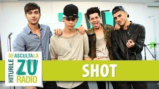 SHOT - Buza de jos (Acustic) (Live la Radio ZU)