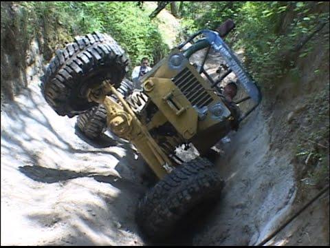 Top Truck Challenge 2003 - Tank Trap Part 1