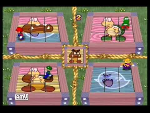 Xxx Mp4 【Mario Party 2】MISS And DRAW Movies【Nintendo64】 3gp Sex