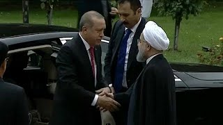 Турция и Иран усиливают давление на курдов
