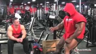 Kai Greene - I'll Never be A Weightlifter.