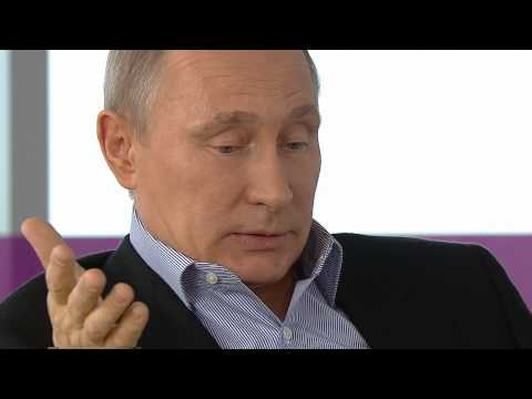 What Putin thinks about gays BBC NEWS