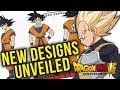 Download Video NEW Dragon Ball Super Movie Character Designs Unveiled! Goku, Vegeta, Piccolo, Whis, and Beerus 3GP MP4 FLV