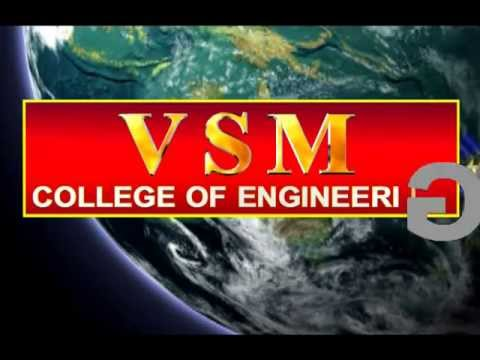 VSM COLLEGE OF ENGINEERING