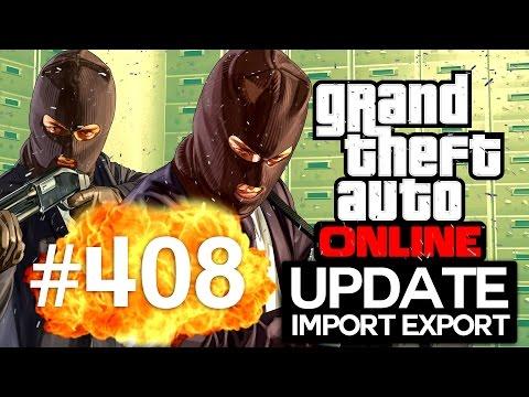 UPDATE-ul E AICI! GTA VI ?! | GTA Online | Ep 408 (masini pe apa)