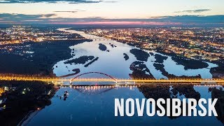 Novosibirsk. Siberia. 2018