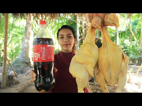 Yummy cooking chicken with coca cola recipe Cooking skill