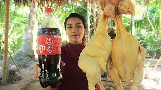 Yummy cooking chicken with coca-cola recipe - Cooking skill