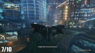 Batman Arkham Knight - All Riddler Riddles - Founders Island