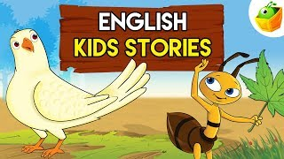 English Kids Stories | Short Stories | Animated English Stories