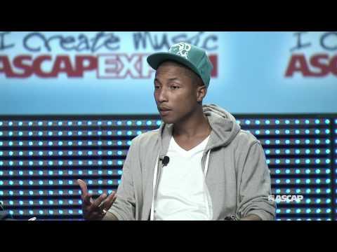 Pharrell Williams Master Session ASCAP I Create Music EXPO 2011