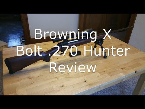Xxx Mp4 Browning X Bolt 270 Winchester Review 3gp Sex