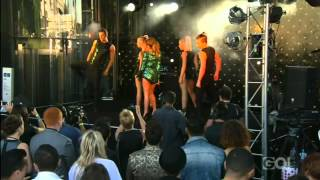 2013 Aria Awards   Samantha Jade   Firestarter 1 December 2013
