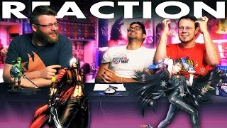 Dante VS Bayonetta Death Battle REACTION!!