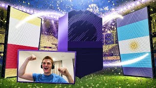 EPIC PACK OPENING FOR HERO MESSI!!! FIFA 18 Pack Opening