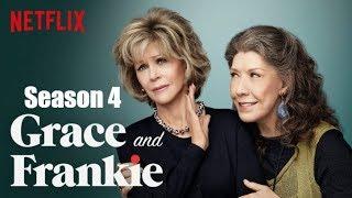 Grace and Frankie : Season 4 -  Trailer en Español Latino l Netflix