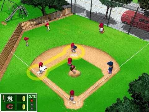 Backyard Baseball 2001 Demo