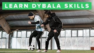 Top 5 Paulo Dybala Football Skills | Learn How To Play Like Dybala