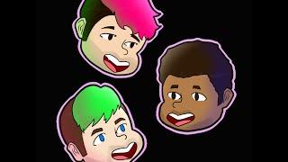 Youtuber Speedpaint - Markiplier, Jacksepticeye, CoryxKenshin