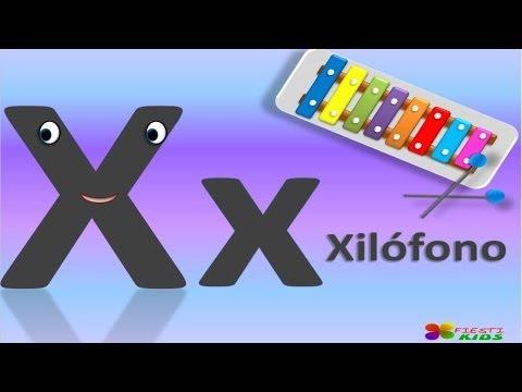 Abecedario Para Niños con música ABCS Alphabet for Children with song