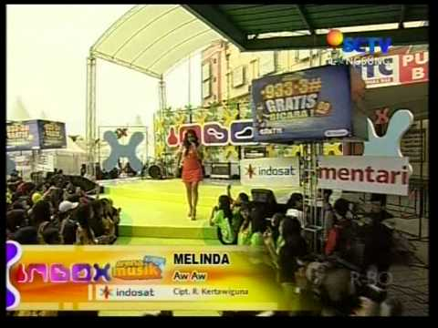 Melinda - Aw Aw,Live Performed di INBOX (03/10) Courtesy SCTV Mp3