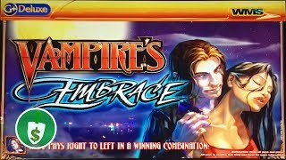 Vampire's Embrace slot machine, bonus