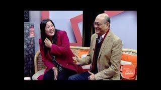 Jeevan Saathi with Malvika Subba   Shakti Ballav Shrestha and Nisha Shrestha