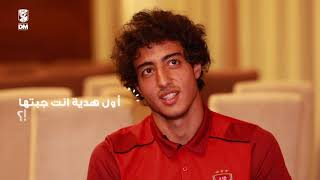 """محمد هاني: كنت شاطر في الإنجليزي وبحب فيلم """" فول الصين العظيم """""""