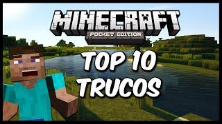 Top 10 trucos Minecraft Pocket Edition 0.15.0