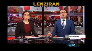 Discrediting BBC Persian TV for telling the truth