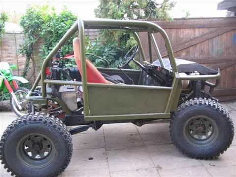 How to build a Range Rover off road buggie