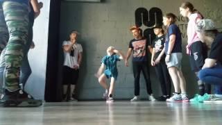 Krump Female | Dance Centre Myway