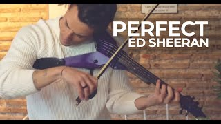 Perfect (Violin Cover by Robert Mendoza) [OFFICIAL VIDEO]