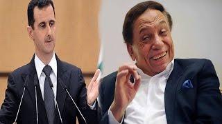 ِاضحك على بشار الأسد في آخر مقابلة وهو  يهرف بما لا يعرف