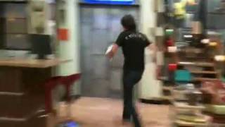 ICarly -SPENCER CHASES KID