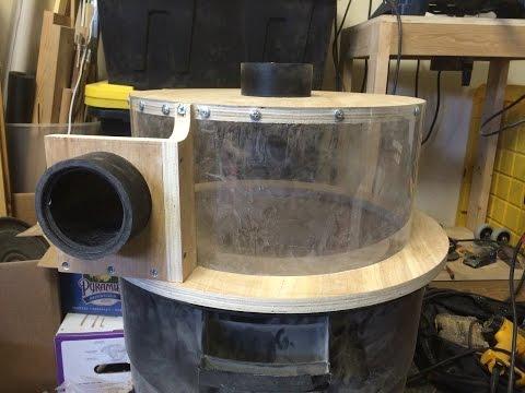 BUILD Dust Separator