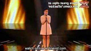MUST SEERebecca Ferguson sings Candle In The Wind   The X Factor   Live show 6   itv.com/xfactor HD