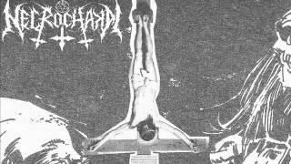 Necrochakal -  Trampling the holy gospels (new song)